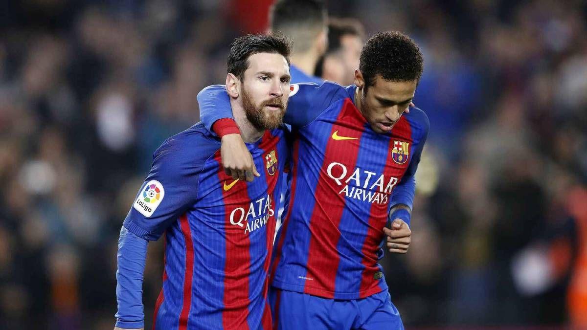 ¿Se dará? Neymar presiona para que Lionel Messi vaya al PSG