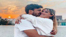 Sofía Pachano blanqueó su relación con Santiago Ramundo