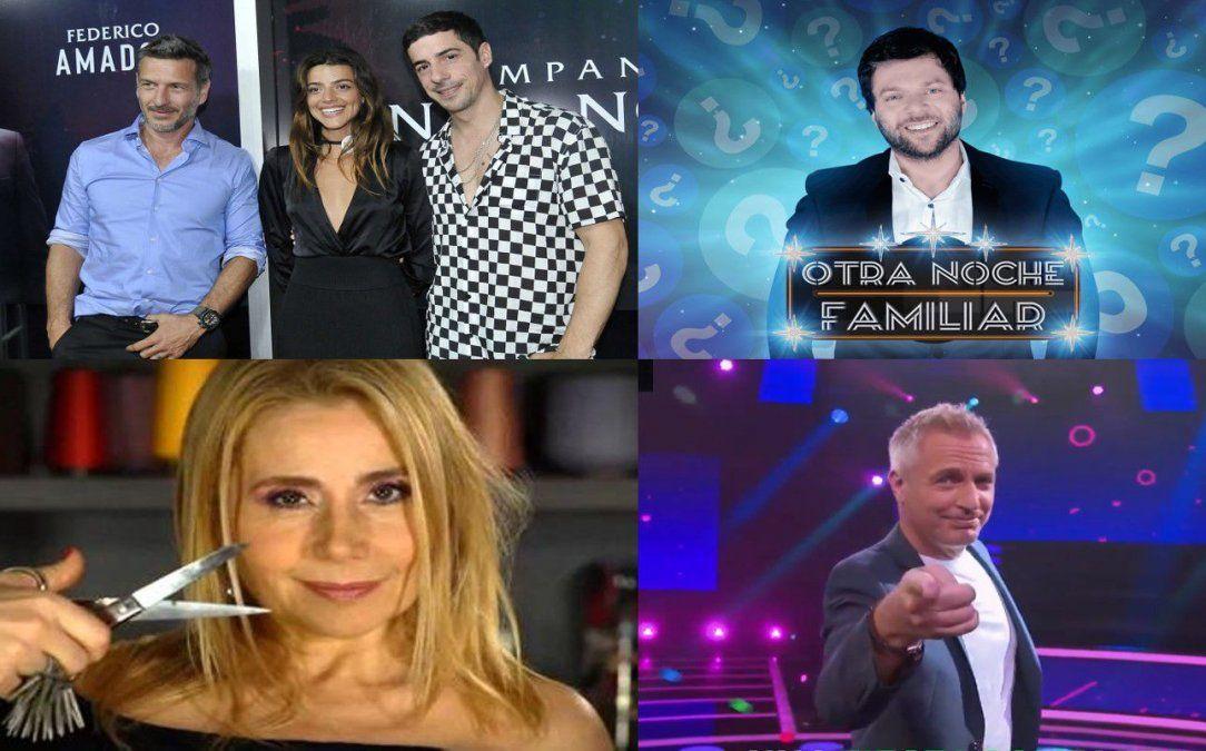 Cambios en la tele: hoy recambia la pantalla y llegan los nuevos estrenos del 2019