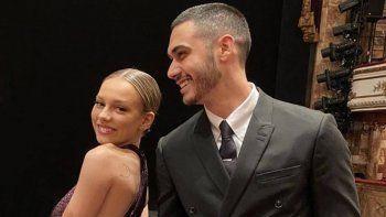 ¡Consentida! Ester Expósito está feliz con su novio, Alejandro Speitzer