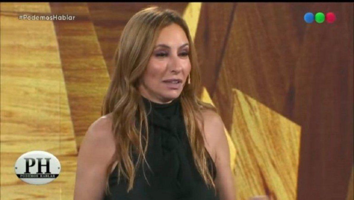 Analía Franchín reveló que tenía fobia a dormir sola