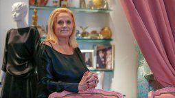 Elsa Serrano es una reconocida diseñadora de modas de la Argentina