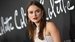 La actriz Keira Knightley dijo que no esta de acuerdo con desnudarse por un tema de vanidad
