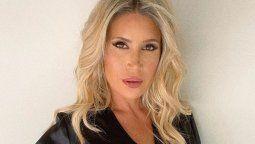La actriz Flor Peña imitó a Britney Spears