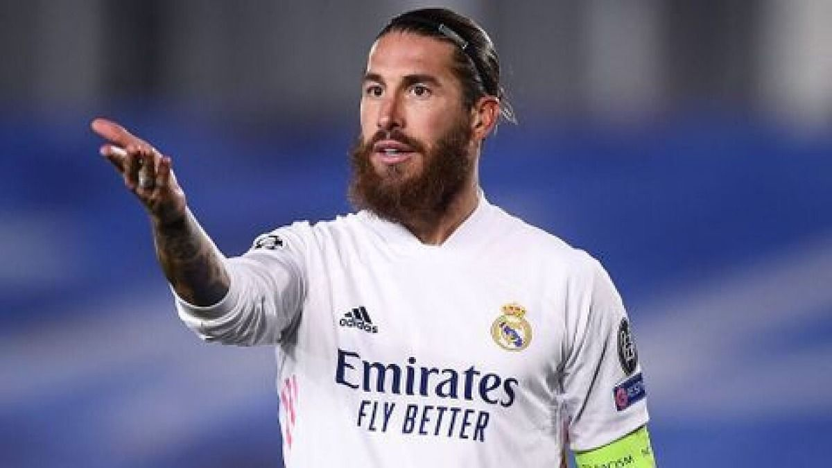 El defensor Sergio Ramos juegó en el Real Madrid desde el 2005