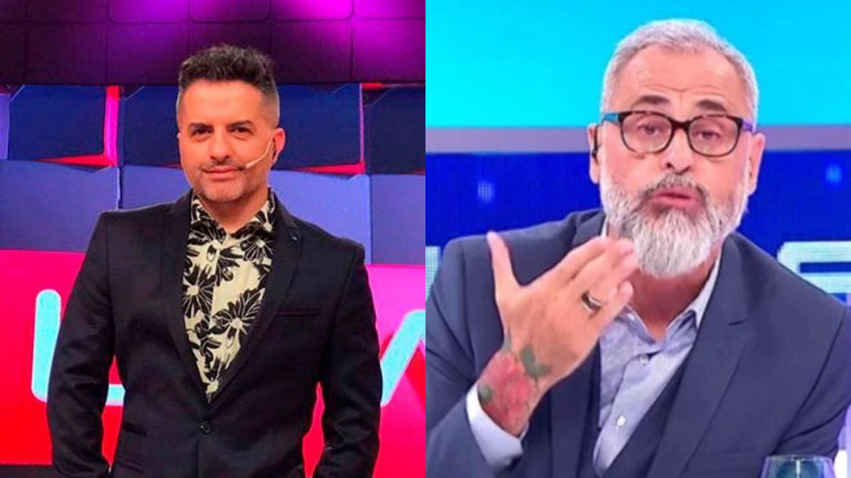 Ángel de Brito y Jorge Rial se enfrentaron en Twitter
