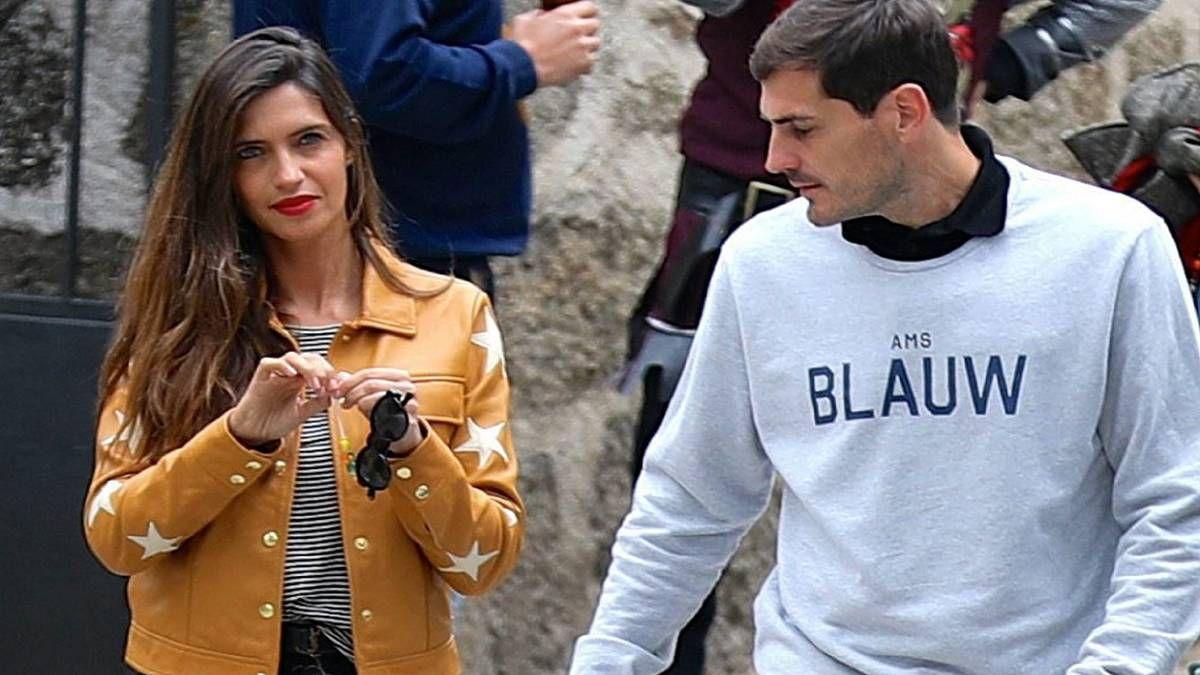 ¿Y entonces? Iker Casillas le manda un piropo a Sara Carbonero