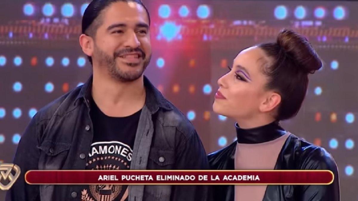 Ariel Puchetta quedó eliminado de La Academia