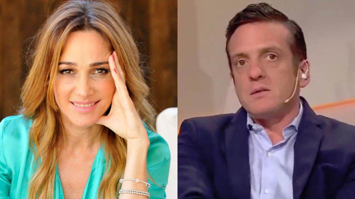 Verónica Lozano y su pregunta hot a Mauro Szeta