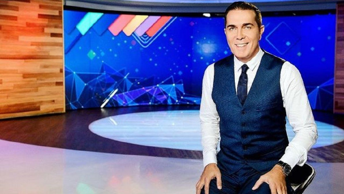 Rodolfo Barili vuelve al noticiero Telefe