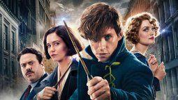 El spin off de Harry Potter, Animales Fantásticos y dónde encontrarlos 3, se estrenará en julio de 2022