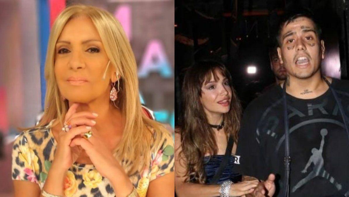 Susana Roccasalvo durísima con el Duki por su actitud con la prensa