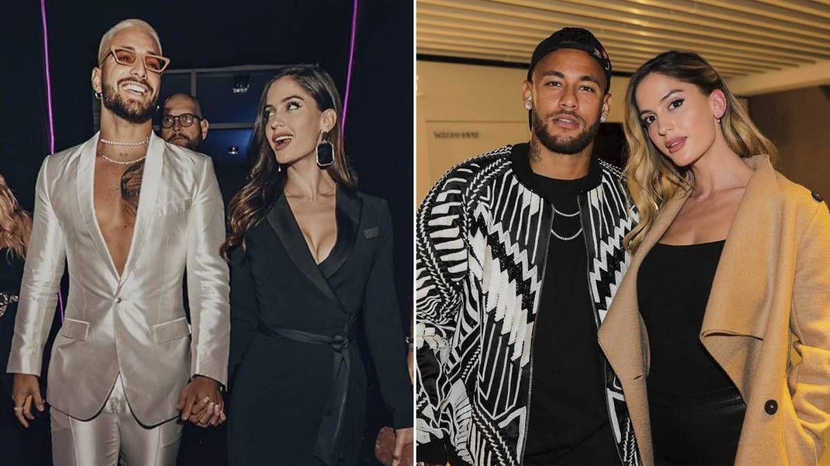 Maluma es claro: Neymar y yo no somos amigos