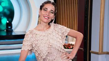 Juana Viale, actriz y conductora de televisión