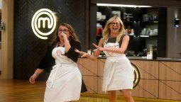 Malena Guinzburg divirtió a todos en Masterchef Celebrity