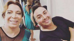Dolor: ¿De qué murió la amiga de Lizy Tagliani?