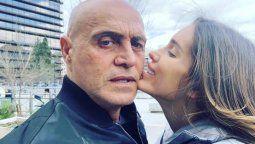 ¡Frenéticos! Marta López Álamo y su novio de vacaciones en un lugar desconocido