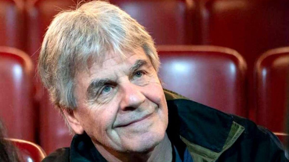 El actor Raúl Rizzo tiene 72 años