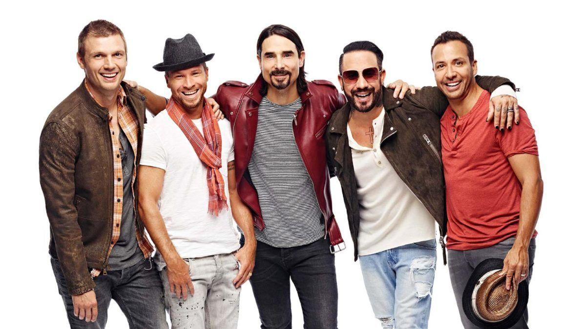¡Regresan! Los Backstreet Boys volverán a Las Vegas