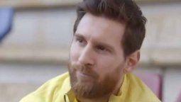 ¡Al borde del llanto! Lionel Messi se conmueve al hablar de Tito Vilanova