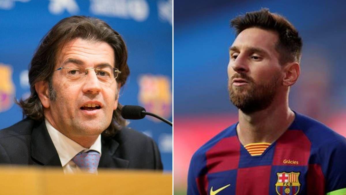 ¡Duras palabras! Lionel Messi es el mejor
