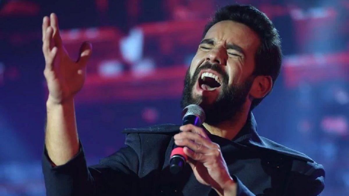 Agustín Sierra interpretará un tema de Amy Winehouse en la próxima ronda del Cantando