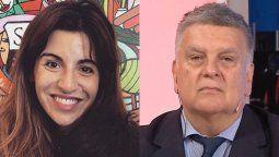 Gianinna Maradona: Luis Ventura vas a pagar el daño que me hiciste
