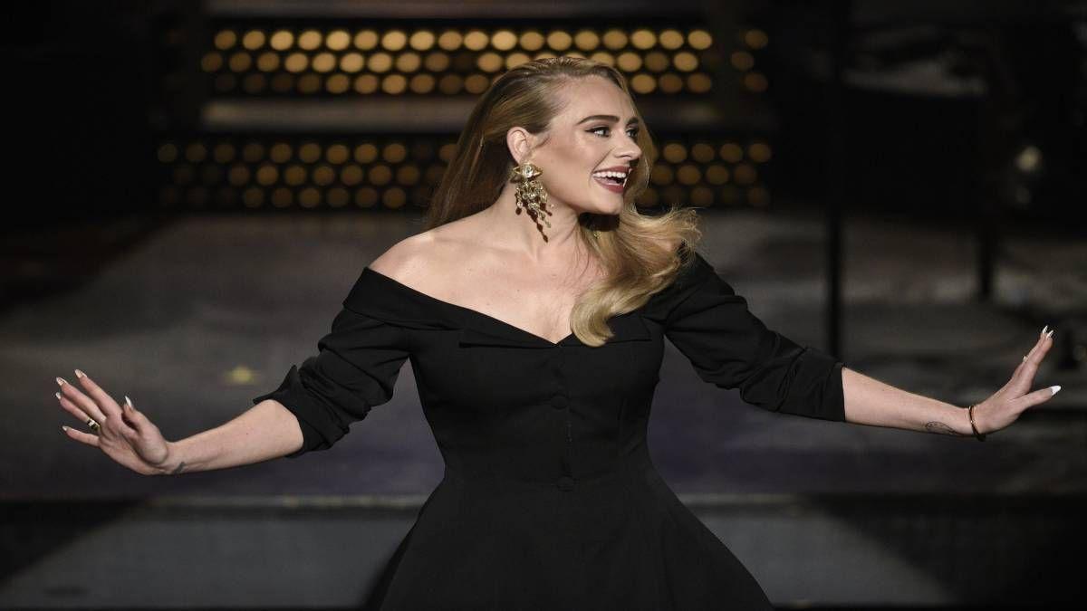 ¡Cuánta plata! Adele recibió 12 millones de dólares en su año sabático