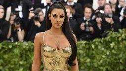 ¡Asustada! Kim Kardashian casi es asaltada en su casa