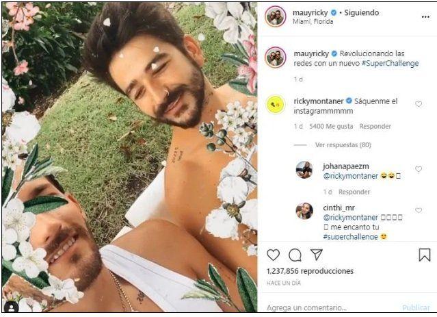 Ricky Montaner Instagram