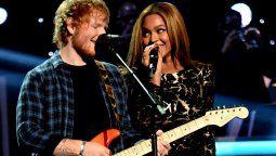 De cuando Beyoncé y Ed Sheeran cautivaron al mundo con Perfect Duet