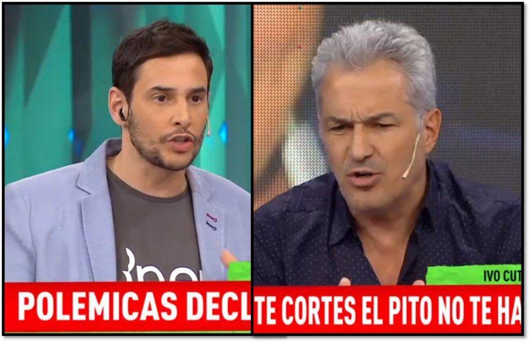 El fuerte cruce de Rodrigo Lussich con Ivo Cutzarida: ¿Vos pensás que si pudiera elegir, elegiría ser gay?
