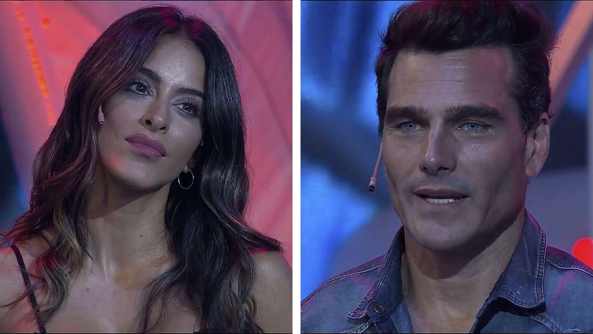 Celeste Muriega y Hernán Drago