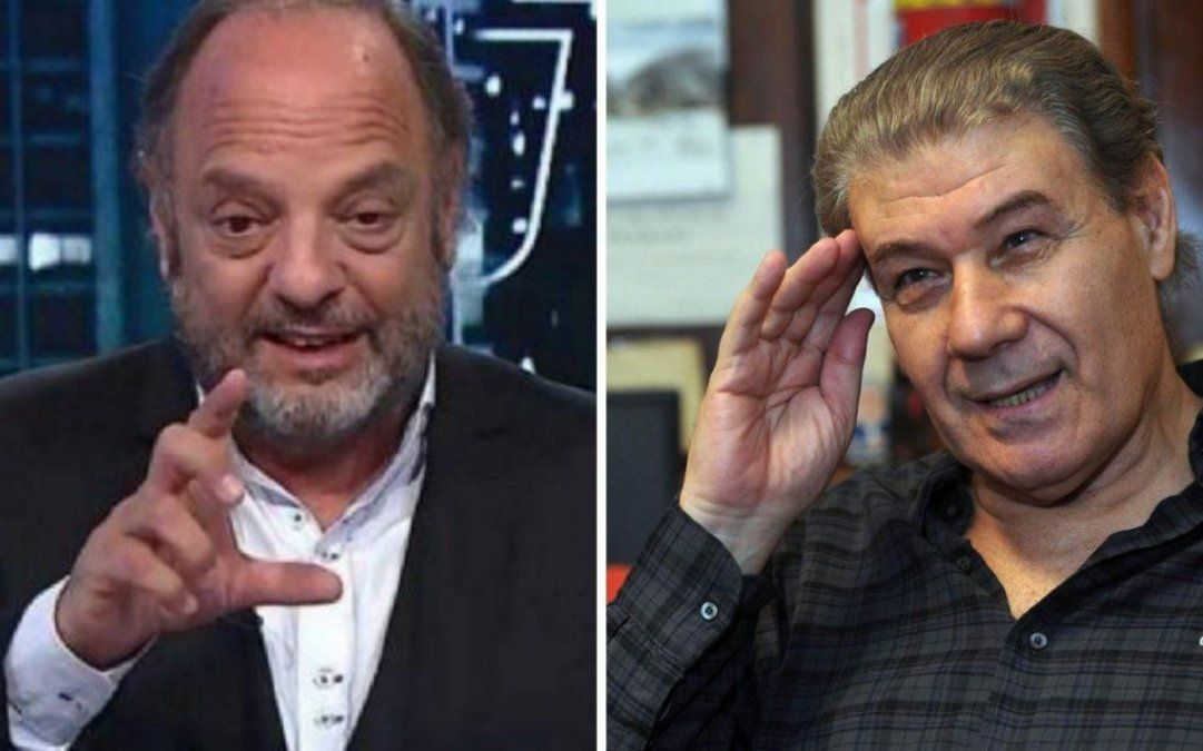 Baby Etchecopar hizo un fuerte descargo contra el kirchnerismo y a sus principales referentes en los medios de comunicación como Víctor Hugo y Dady Brieva.