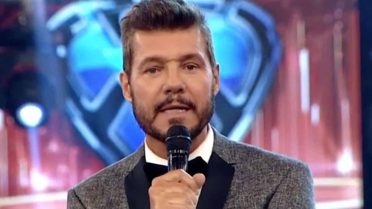 Marcelo Tinelli habló en ShowMatch de la crisis entre Alberto Fernández y Cristina Kirchner