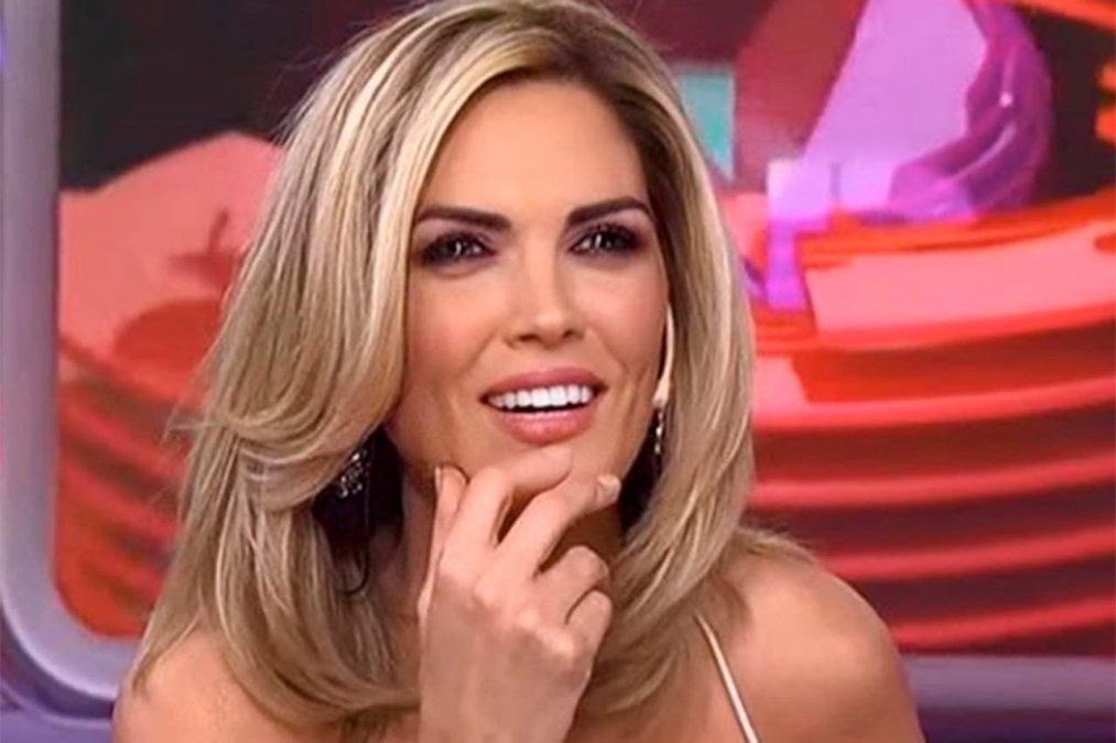 Viviana Canosa angustiada