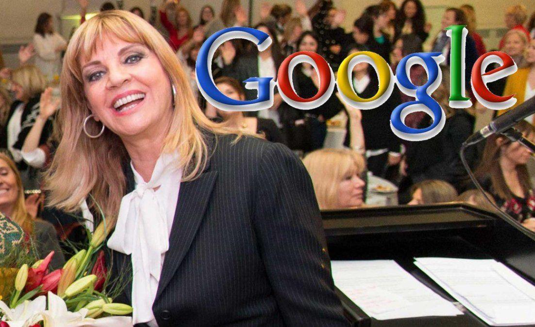 ¿Por qué Teté Coustarot es una de las mujeres más buscadas en Google?: ella festeja como si se hubiese ganado el Loto
