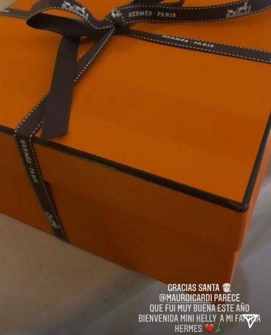El costoso regalo de Mauro Icardi para Wanda Nara