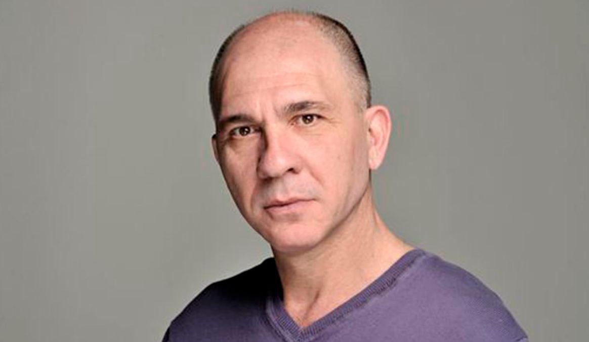 El actor Darío Grandinetti fue nominado por la Academia de Televisión y de las Ciencias y las Artes del Audiovisual de España