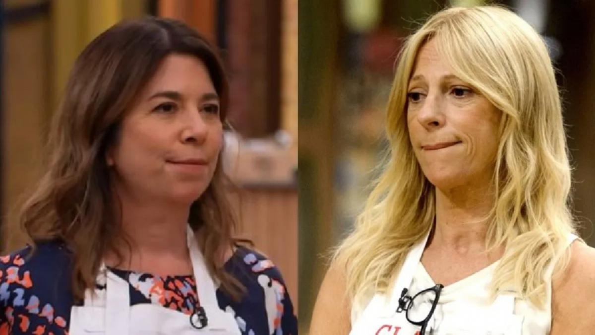 María O´Donnell y Claudia Fontán protagonizaron un cruce en Masterchef Celebrity