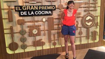 Felicitas Pizarro vuelve a El Gran Premio de la Cocina