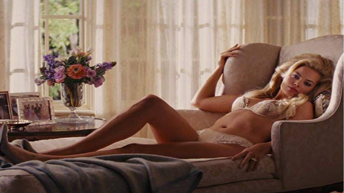 ¡Desnuda! Margot Robbie se expuso sin ropa ante 30 hombres