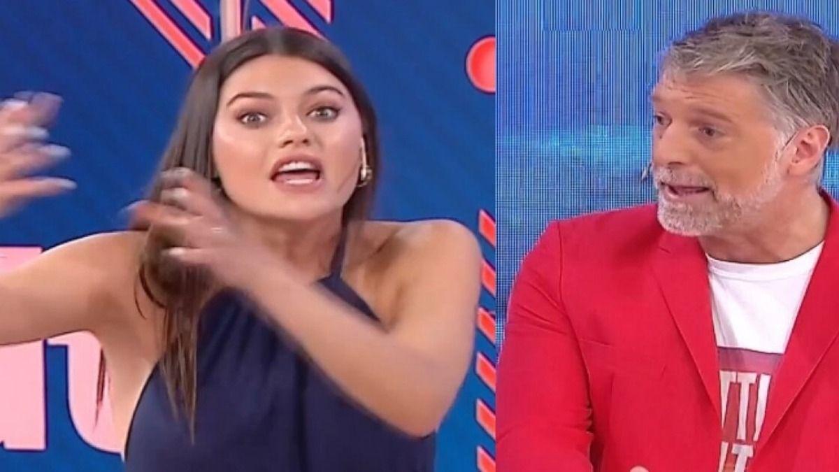 Sofía Jujuy Jiménez y Horacio Cabak se enfrentaron de nuevo el viernes