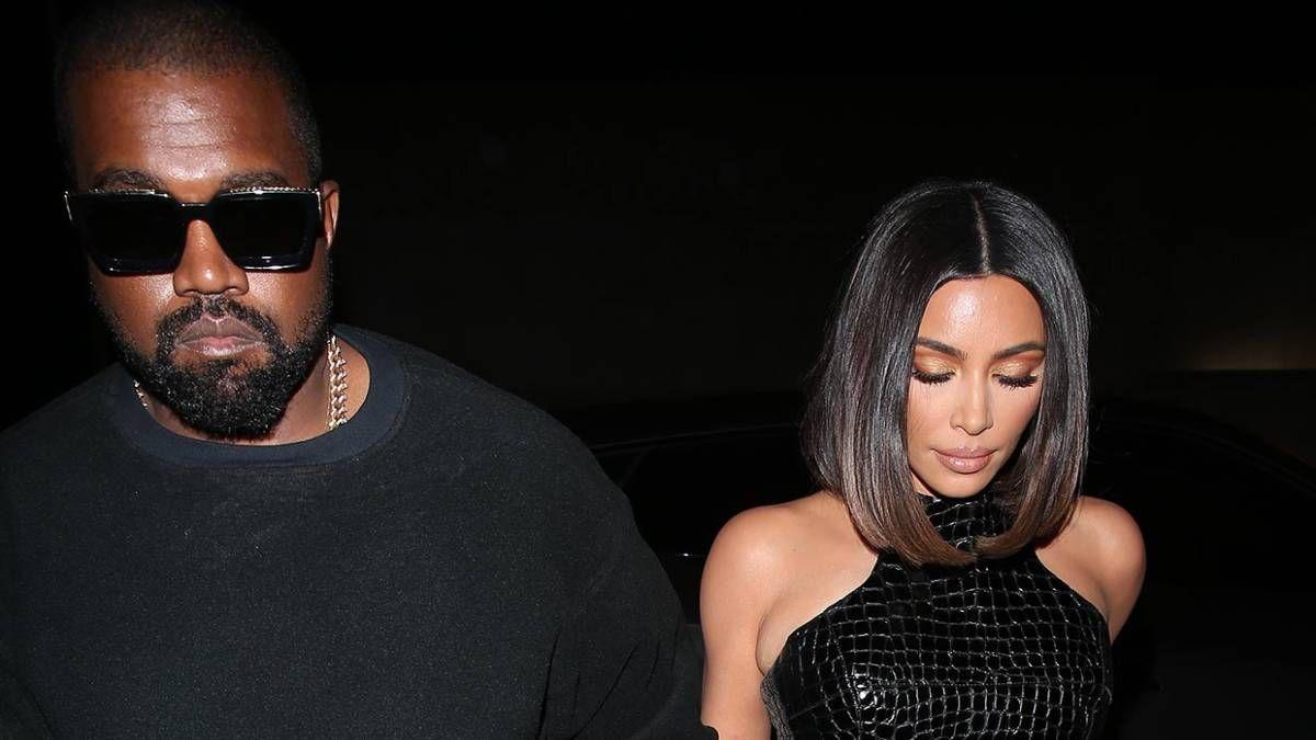¡Se viene un lío! Kanye West se vengaría de Kim Kardashian