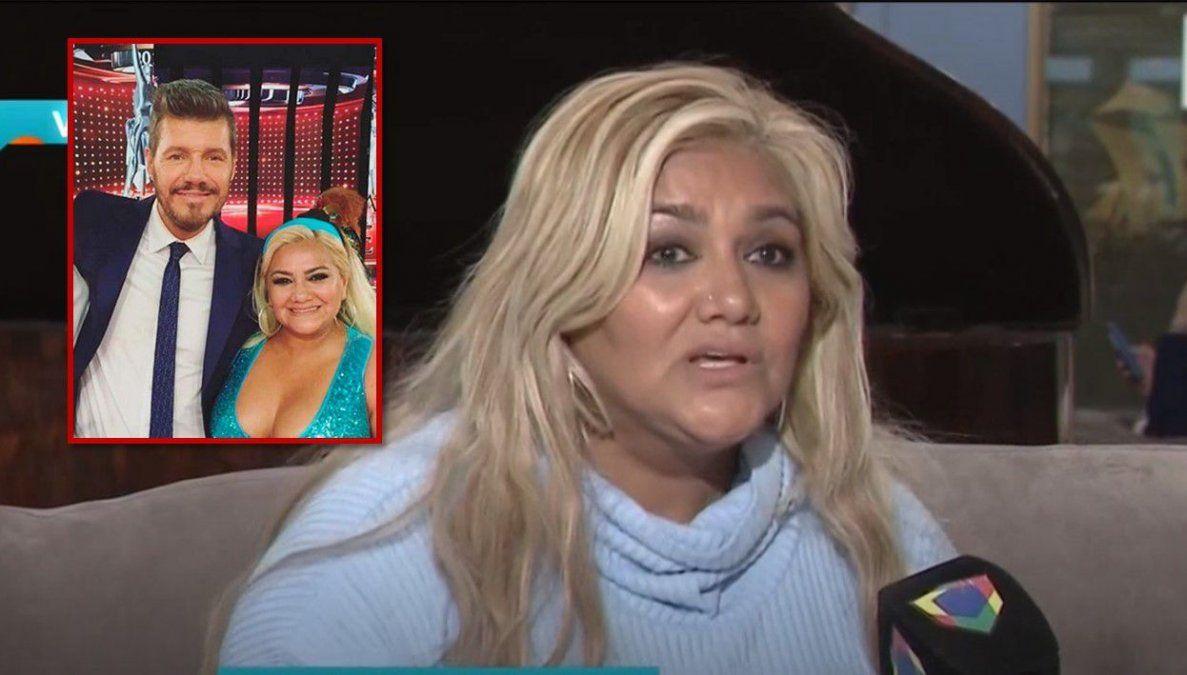 La Bomba Tucumana continúa con los reproches y pide que la inviten al Súper Bailando porque ella es parte de los 30 años