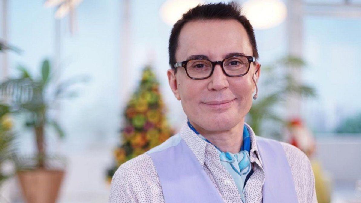 Marcelo Polino habló de problemas en las grabaciones de MasterChef