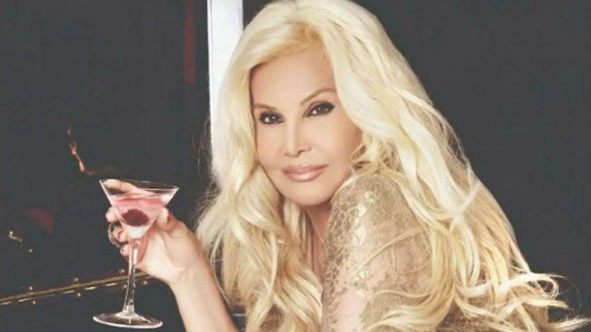 Susana contó cómo vive en cuarentena: Limpié, ordené placares y volví al vino tinto