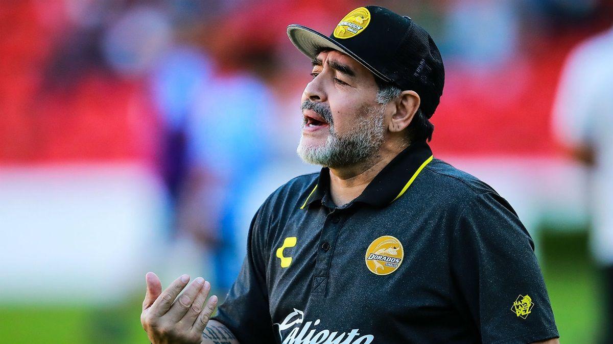 Sos la más fuerte: Gianinna Maradona recibe consuelo