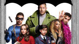 La nueva temporada de The Unmbrella Academy estará disponible en Netflix a finales de mes