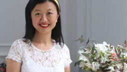 Karina Gao: informaron su parte médico.